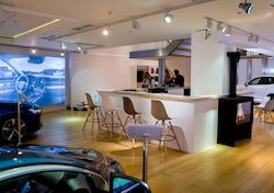 Volvo chooses Dundrum to debut its latest model in Ireland
