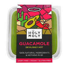 Gourmet dips brand, Holy Moly, launches new range of guacamoles