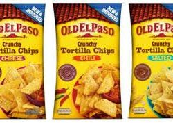 Old El Paso announces improved and more authentic nachos