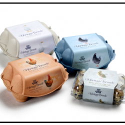 Noble Foods launches specialty egg range, Heritage Breeds
