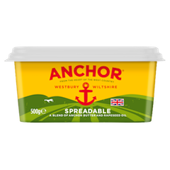 Anchor showcases Britishness in new pack look and backs it with £4.5m campaign