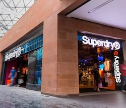 Superdry partners with Oxfam for 'Give Back' scheme