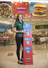 Morrisons introduces weather bulletins in-store to help summer shoppers