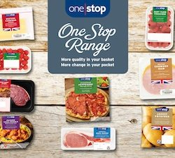 One Stop launches largest ever own label offer, supported by a 'you'll love the change' campaign