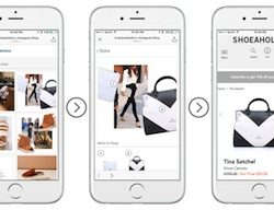 Shoeaholics drives customer acquisition with shoppable social content