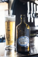 St Peter's Brewery launches Without Gold alcohol-free beer