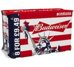 "Limited edition Budweiser ""Liberty Can"" launches to celebrate the freedom of summer"