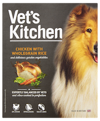 Pet food brand, Vet's Kitchen, launches first line of wet food for dogs