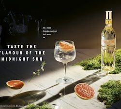 FINLANDIA vodka and Wieden+Kennedy London launch global Flavours campaign