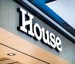 Australian homewares retailer 'HOUSE' to launch in the UK