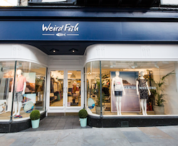 Weird Fish launches a brand new store concept in Scarborough