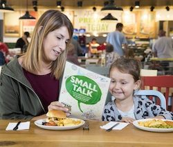Morrisons offers free meals for kids this summer and 'small-talk guides'