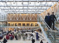 Total station retail sales at London Paddington soar 40%, reports Network Rail