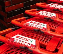 Spar International opens in Belarus and plans 60 stores by 2020