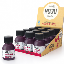 MOJU extends its range with new cold-pressed Booster shot