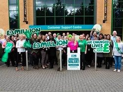 Poundland raises £3m for Macmillan Cancer Support