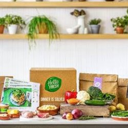 Recipe kit service HelloFresh launches new Family Boxes