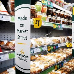 Morrisons extends £3 lunchtime meal deal to include new exotic items