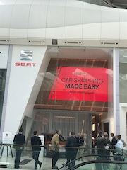 SEAT acquires first London retail store at Westfield London