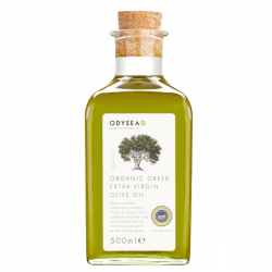 Odysea launches two newly updated Greek extra virgin olive oils