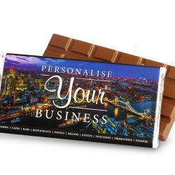 Chocolate company, Whitakers, shakes up personalised gifting industry