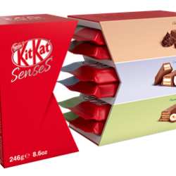 Nestlé International Travel Retail unveils key 2018 innovations across KITKAT, SMARTIES and NESTLÉ SWISS