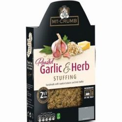 Mr. Crumb launches Roasted Garlic and Herb stuffing