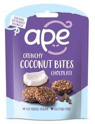 Ape Snacks introduces Crunchy Coconut Bites Chocolate