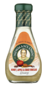 Newman's Own launches Honey, Apple & Cider Vinegar Dressing in Tesco stores nationwide