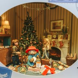 Fenwick Newcastle unveils 'Love from Paddington' Christmas windows