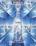 FINLANDIA vodka and Wieden+Kennedy London raise a special 'Toast' this festive season