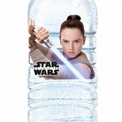 Volvic ties with Star Wars: The Last Jedi to help consumers 'Find Their Force'