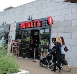 Irish restaurant chain Rocket's set to expand in Germany