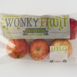 Morrisons launches British Wonky Apples to support growers after bad weather