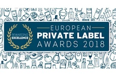 Finalists announced in inaugural European Private Label Awards