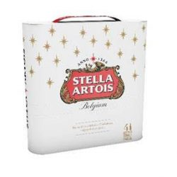 Stella Artois launches new pack format and limited-edition design