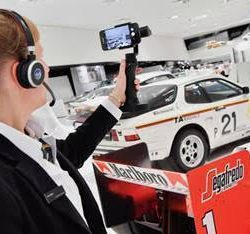 Porsche Museum launches live online video tours to a global audience with GoInStore