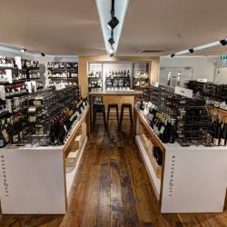 Ormerod Sutton Architects completes new London concept store for Majestic
