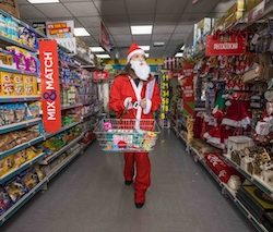 Secret Santa set to be a £320m event in 2017, Poundland reports