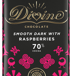 Divine Chocolate meets need for transparency and nutrition with new look packaging