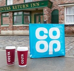 Co-op and Costa Coffee storefronts to appear on Coronation Street
