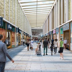 Next announced as first retail tenant for The Glass Works, Barnsley