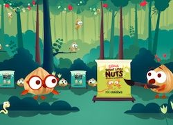 Whitworths partners with Aardman for launch of Bright Little Nuts ad campaign