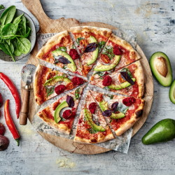 Zizzi launches limited edition avocado pizza for 'Veganuary 2018'