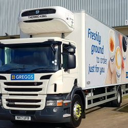 Greggs optimises distribution with Paragon software
