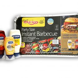 Bar-Be-Quick teams up with Hellmann's for summer on-pack promotion