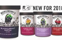 Beckleberry's adds Blackcurrant & Martini sorbet to Top Tipple range