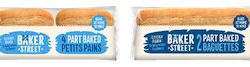 Carrs Foods relaunches Baker Street bakery brand and gains its first listing in Waitrose