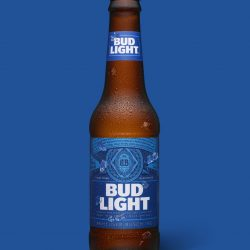 Bud Light introduces new 300ml bottle a year after UK launch