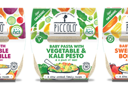 Piccolo debuts split pot range in baby food category
